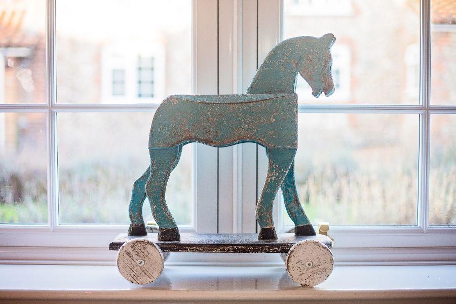 Sexton's Place   Horse