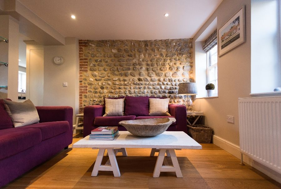 Sexton's Place   Kitchen sitting area