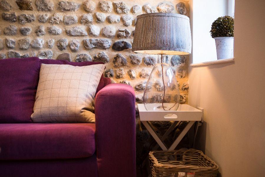 Sexton's Place   Sofa