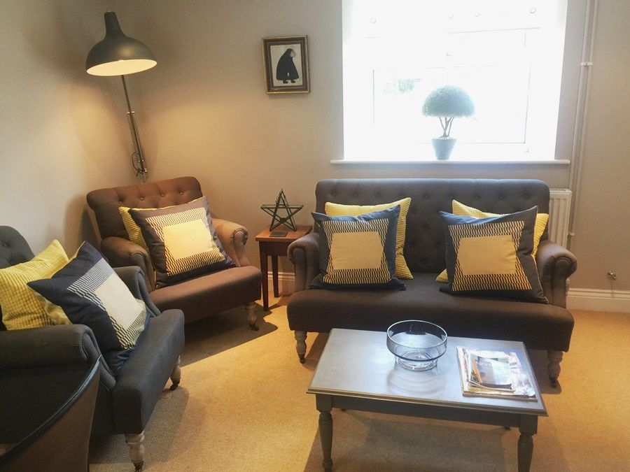 Lugger Cottage | Sitting room