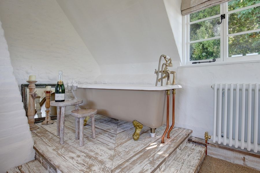 Fox Cottage   Bath