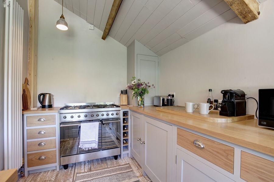 Fox Cottage   Kitchen