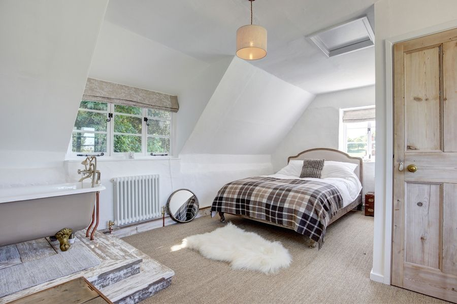 Fox Cottage   Bedroom