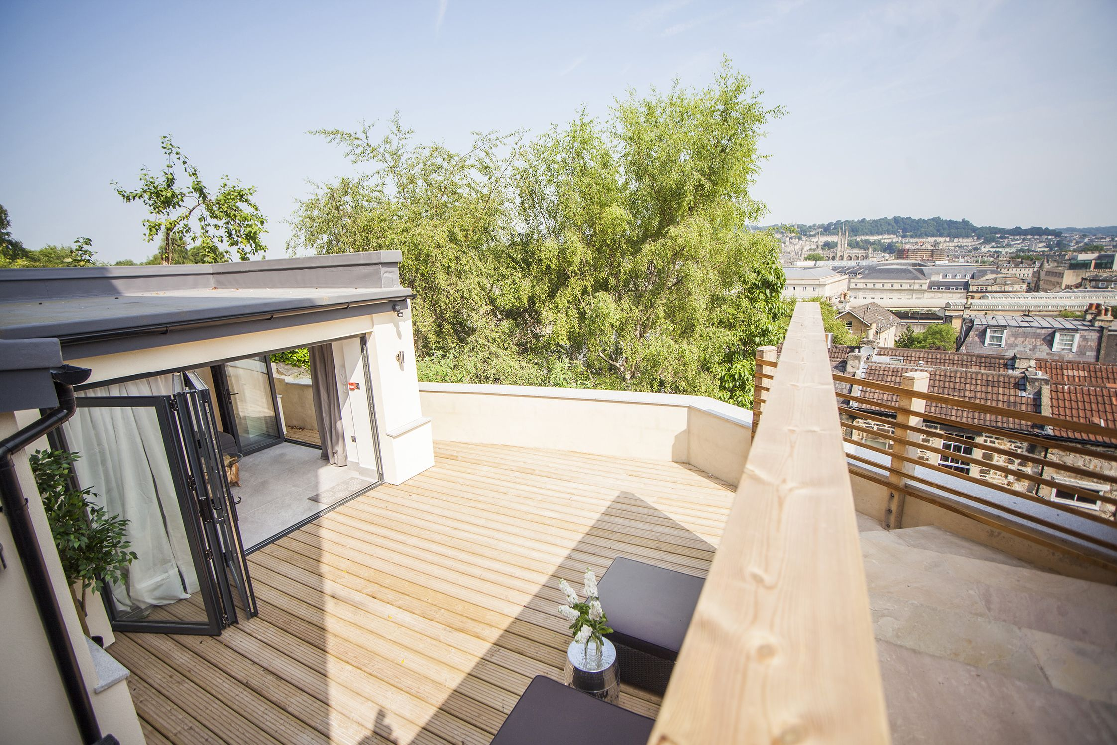 Your fabulous property with private terrace and stunning view
