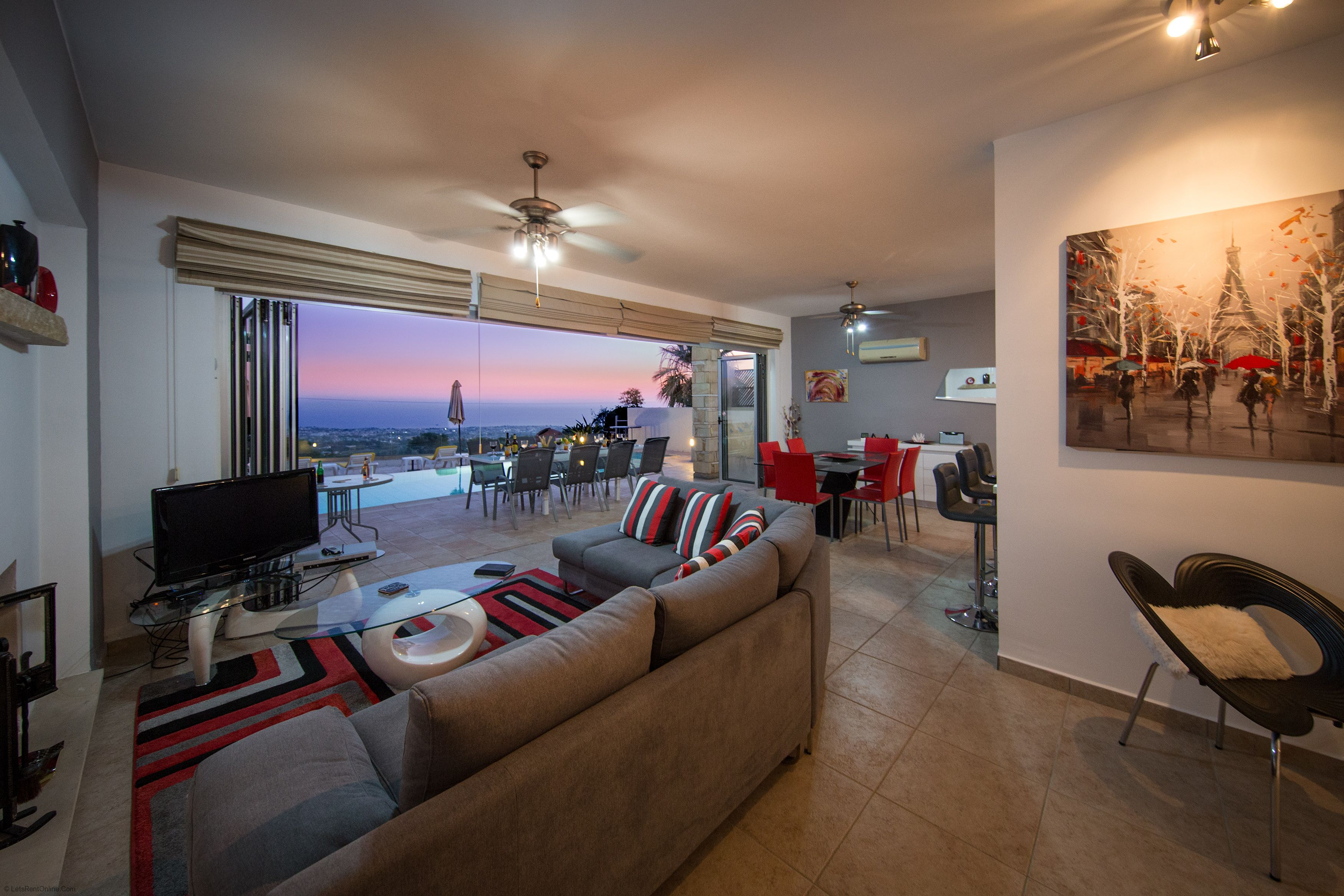 Tremithousa Villa Agia Sofia Modern Interior/Amazing View