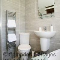 Ensuite bathroom to include bath, walk in shower, wc and basin