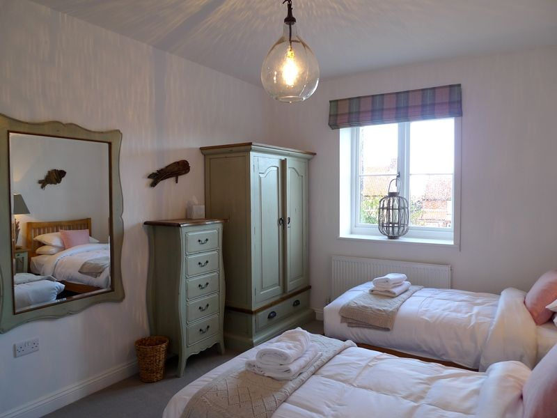 Willow Lodge for 8 plus 2 | Bedroom 3