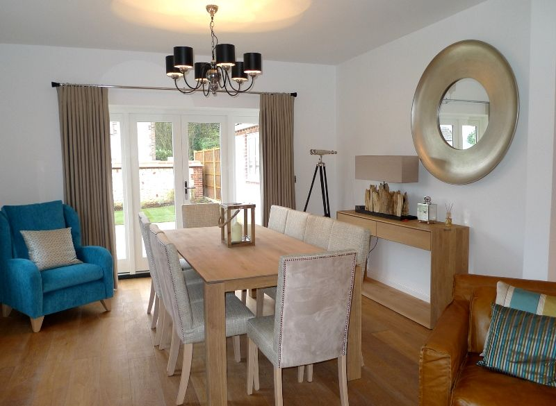 Willow Lodge for 8 plus 2 | Dining area