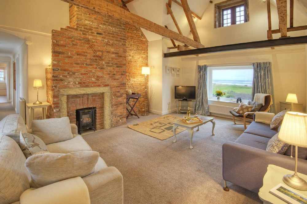 Seaview Apartment Alnmouth Northumbria Coast Amp Country