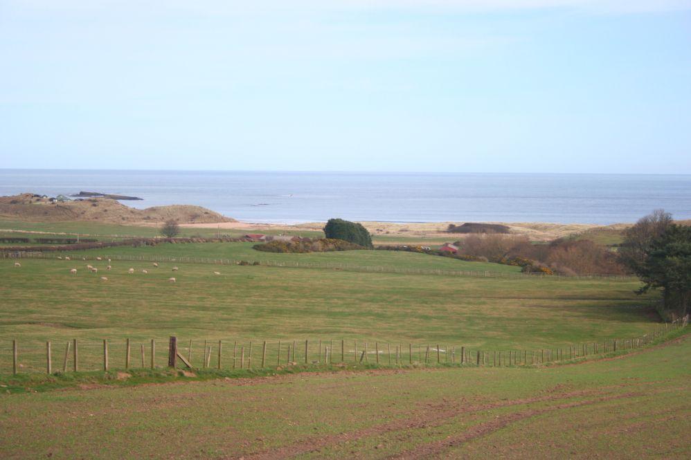 Views to Embleton Bay
