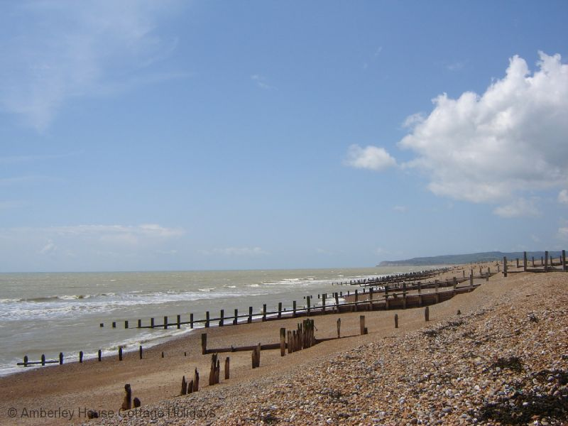 Old River Way Holiday Cottage Sleeps 8 Winchelsea Beach