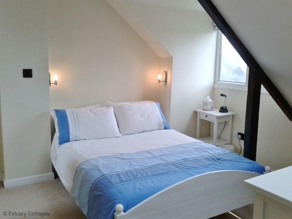 Top double bedroom