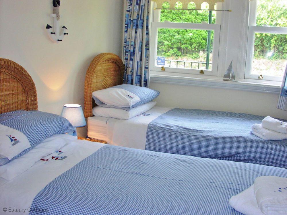 Bedroom 1 - Twin - First Floor