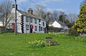 The Boot and Shoe, a 6th century coaching inn serving meals
