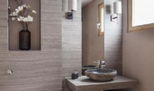 One of four bathrooms in this exceptional property
