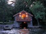 BOATHOUSE AT KNOTTS END, Nr Watermillock, Ullswater
