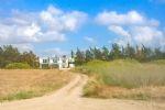 Villa from Sandy Beach