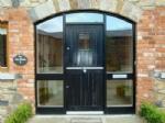 Front Door Of Manor - Manor Cottages