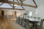 Spacious and stylish living, Finchcocks Oast
