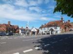 The picturesque Goudhurst village, Kent