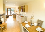 MARINA COTTAGE, 2 bedroomed, Carnforth, Lancashire/Cumbria Border