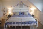 Harbour Heights - Master bedroom bed