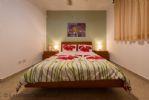 Ground Floor Bedroom at Night