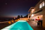 Your Holiday Villa at Night
