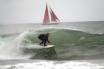 Porth Neigwl beach, Llyn Peninsula - popular with surfers & bathers
