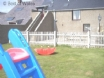 Ideal family holiday with an enclosed play area in the back garden