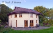 Eco-friendly self catering, Brecon Beacons accommodation