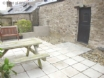 Self Catering Cottage Holiday in St Davids - enclosed garden
