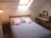 Cosy holiday cottage Solva Pembrokeshire - double bedroom