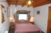 Luxury holiday cottage for 2 near the coast - double bedroom
