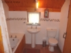 Self-catering Holiday - Swallows Cottage, Solva - bathroom