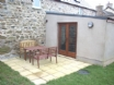 This holiday cottage in Pembrokshire has a large, private garden