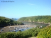 Solva harbour   -  within walking distance via the coastal path