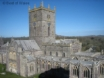 Bwthyn Clyd is only a stones throw from St Davids Cathedral 