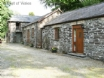 Llety Merlen (middle property) is a lovely cottage for couples