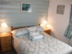 Double bedroom at this luxury self catering in Anglesey