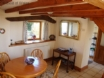 Cysgod y Ffynnon - Solva holiday cottage for 2 - dining area