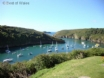 Coastal holiday cottage - Solva harbour 1 mile east along the coast
