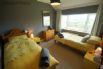 Bedroom 2 - Spacious twin room that also enjoys magnificent views