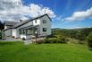 Elevated position to enjoy amazing views of the sea and countryside