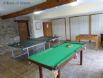 Games room on site - a 5 star North Wales holiday cottage