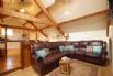 Beautiful, spacious cottage - just a short walk to sandy beach