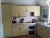 Couthie kitchen to left