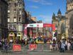 Edinburgh Fringe Festival Entrance 2017-Advocates Apartment further down on the left