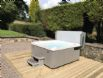 Pitcairlie Hot Tub in tranquil surroundings