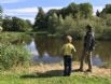 Trout Fishing on-site